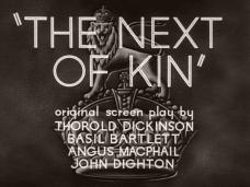 The Next of Kin (1942) opening credits (4)