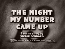 The Night My Number Came Up (1955) opening credits (5)