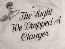 The Night We Dropped a Clanger (1959) opening credits (10)
