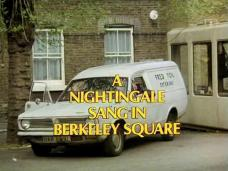 A Nightingale Sang in Berkeley Square (1979) opening credits (4)