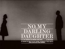 No, My Darling Daughter (1961) opening credits (4)