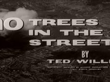 No Trees in the Street (1959) opening credits (4)