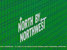 North by Northwest (1959) opening credits (7)