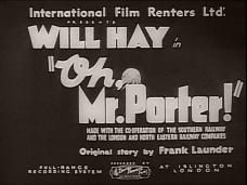 Oh, Mr Porter! (1937) opening credits (1)