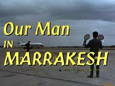 Our Man in Marrakesh (1966) opening credits (6)