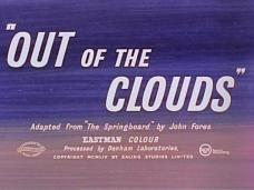 Out of the Clouds (1954) opening credits (2)
