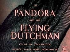 Pandora and the Flying Dutchman (1951) opening credits (2)