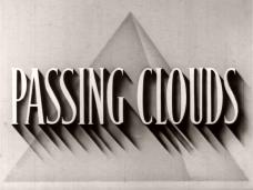 Spellbound (1941) opening credits (4) [as Passing Clouds]