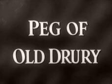 Peg of Old Drury (1935) opening credits (2)
