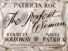 The Perfect Woman (1949) opening credits
