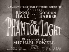 The Phantom Light (1935) opening credits