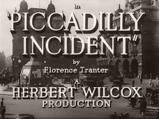 Piccadilly Incident (1946) opening credits (4)