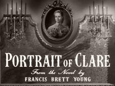 Portrait of Clare (1950) [as The Affairs of a Rogue] opening credits (3)