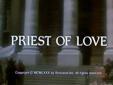 Priest of Love (1981) opening credits (9)
