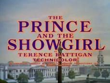 The Prince and the Showgirl (1957) opening credits