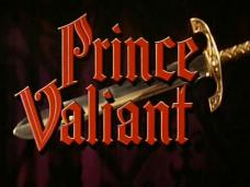 Prince Valiant (1954) opening credits