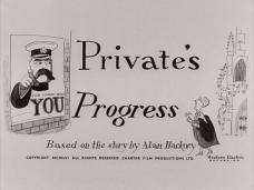 Private's Progress (1956) opening credits