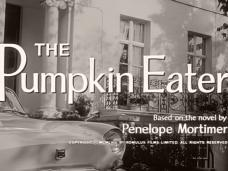 The Pumpkin Eater (1964) opening credits (3)