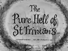 The Pure Hell of St. Trinian's (1960) opening credits (3)