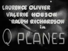 Q Planes (1939) opening credits