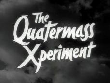 The Quatermass Xperiment (1955) opening credits