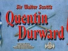 Quentin Durward (1955) opening credits