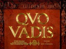 Quo Vadis (1951) opening credits
