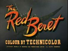 The Red Beret (1953) opening credits