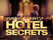 Main title from Richard E Grant's Hotel Secrets (2012-14) (2) featuring Richard E Grant