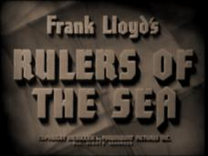 Main title from Rulers of the Sea (1939)