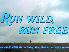 Run Wild, Run Free (1969) opening credits