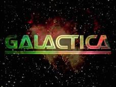 Main title from the 1978 'Saga of a Star World' story of Battlestar Galactica (1978-79) (3)