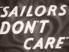 Main title from Sailors Don't Care (1940) (1)