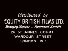 Opening credits from Saloon Bar (1940) (1)