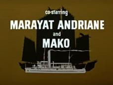 Main title from The Sand Pebbles (1966) (8). Co-starring Marayat Andriane and Mako