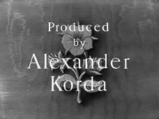 Main title from The Scarlet Pimpernel (1934) (4)
