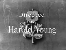 Main title from The Scarlet Pimpernel (1934) (5). Directed by Harold Young