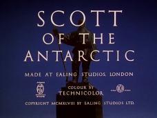 Scott of the Antarctic (1948) opening credits (4)