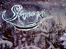Scrooge (1970) opening credits (4)