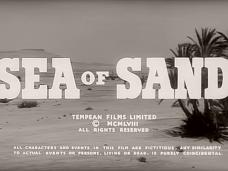 Sea of Sand (1958) opening credits