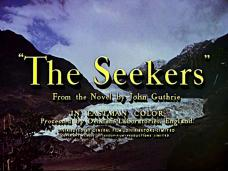 The Seekers (1954) opening credits (3)