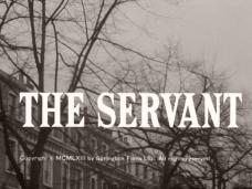 The Servant (1963) opening credits (4)