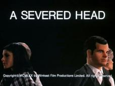 A Severed Head (1971) opening credits (8)