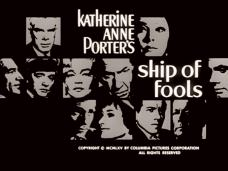Ship of Fools (1965) opening credits (17)