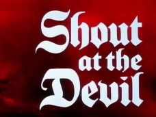 Shout at the Devil (1976) opening credits (6)