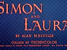 Simon and Laura (1955) opening credits (3)
