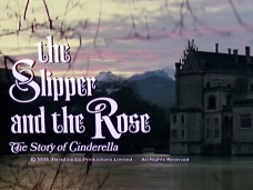 The Slipper and the Rose (1976) opening credits (3)