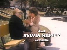Main title from A Small Killing (1981) (6). And Sylvia Sidney as Sadie