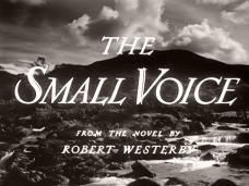 The Small Voice (1948) opening credits (9)