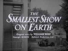 The Smallest Show on Earth (1957) opening credits